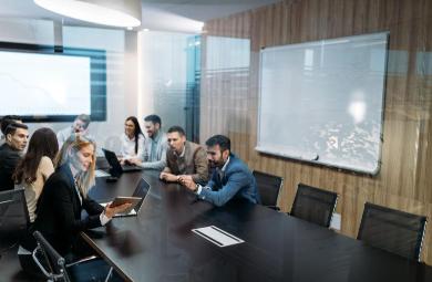 无线投屏、无线传屏、无线协作、高效会议
